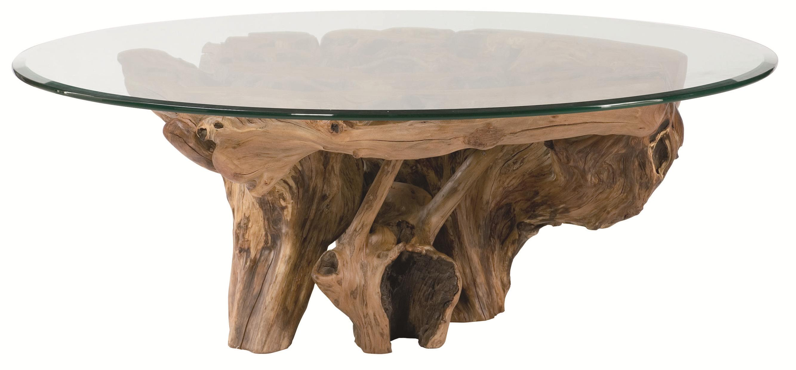 Hidden Treasures Cocktail Table by Hammary at HomeWorld Furniture