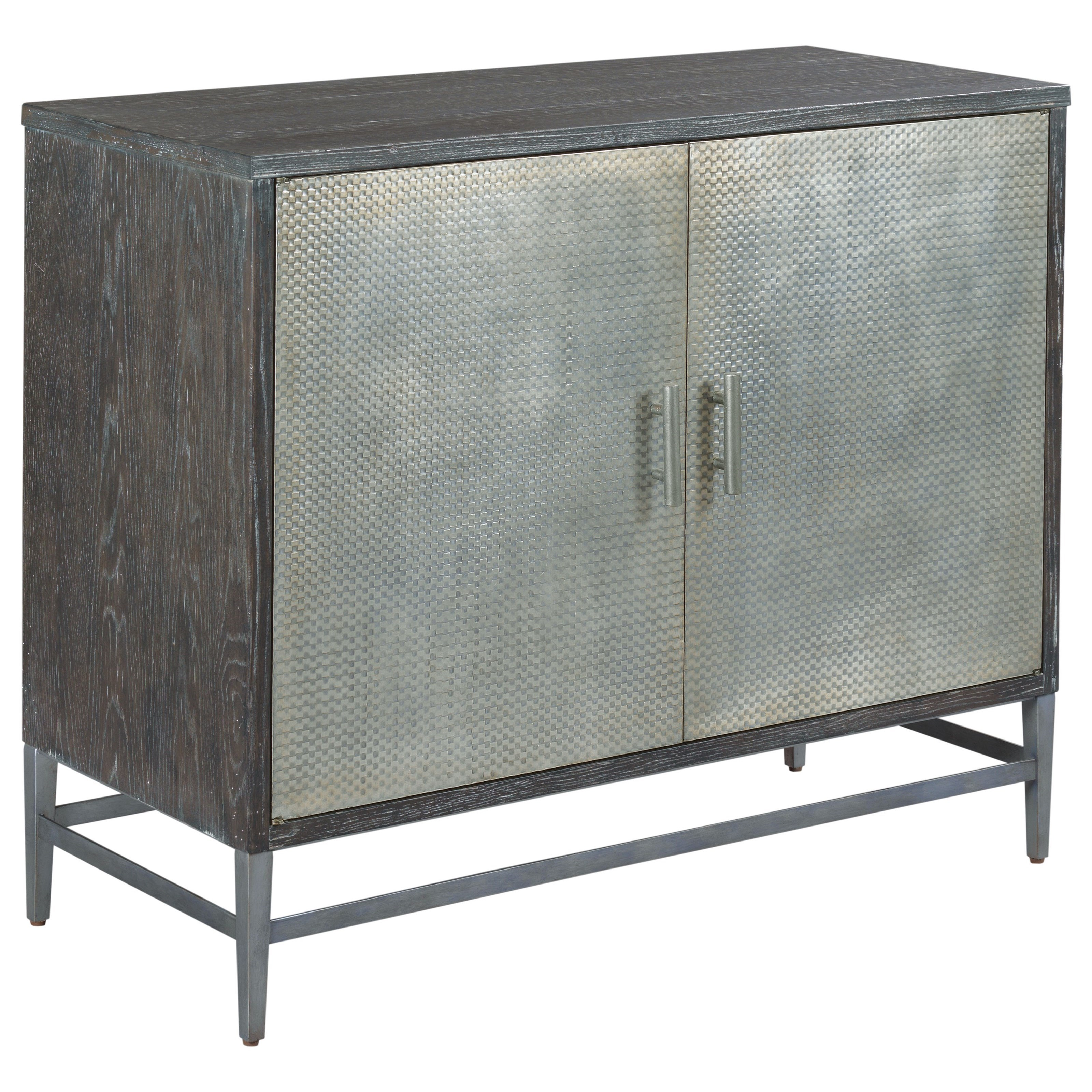 Hidden Treasures Wine Cabinet by Hammary at Red Knot