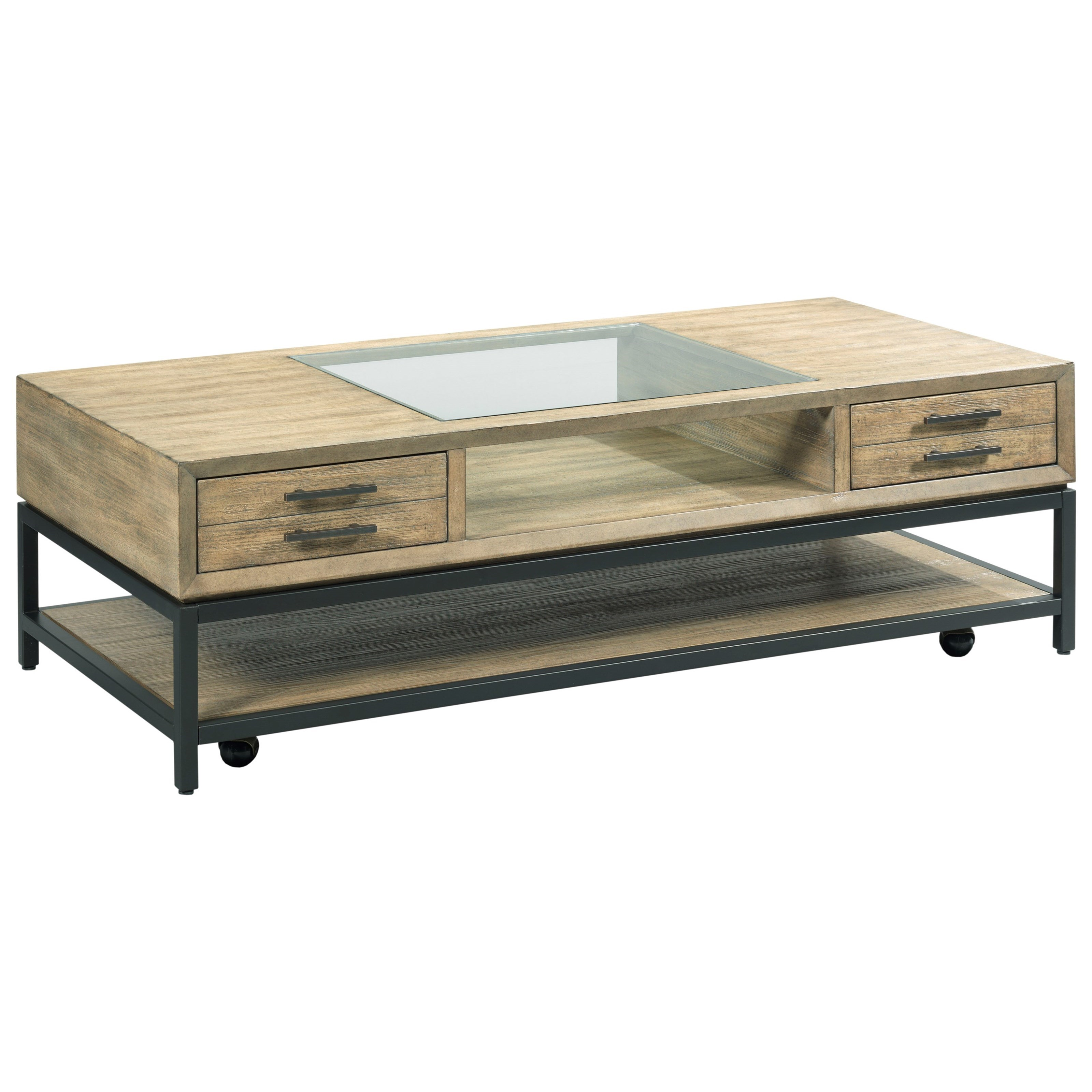 Jefferson Coffee Table by Hammary at Darvin Furniture