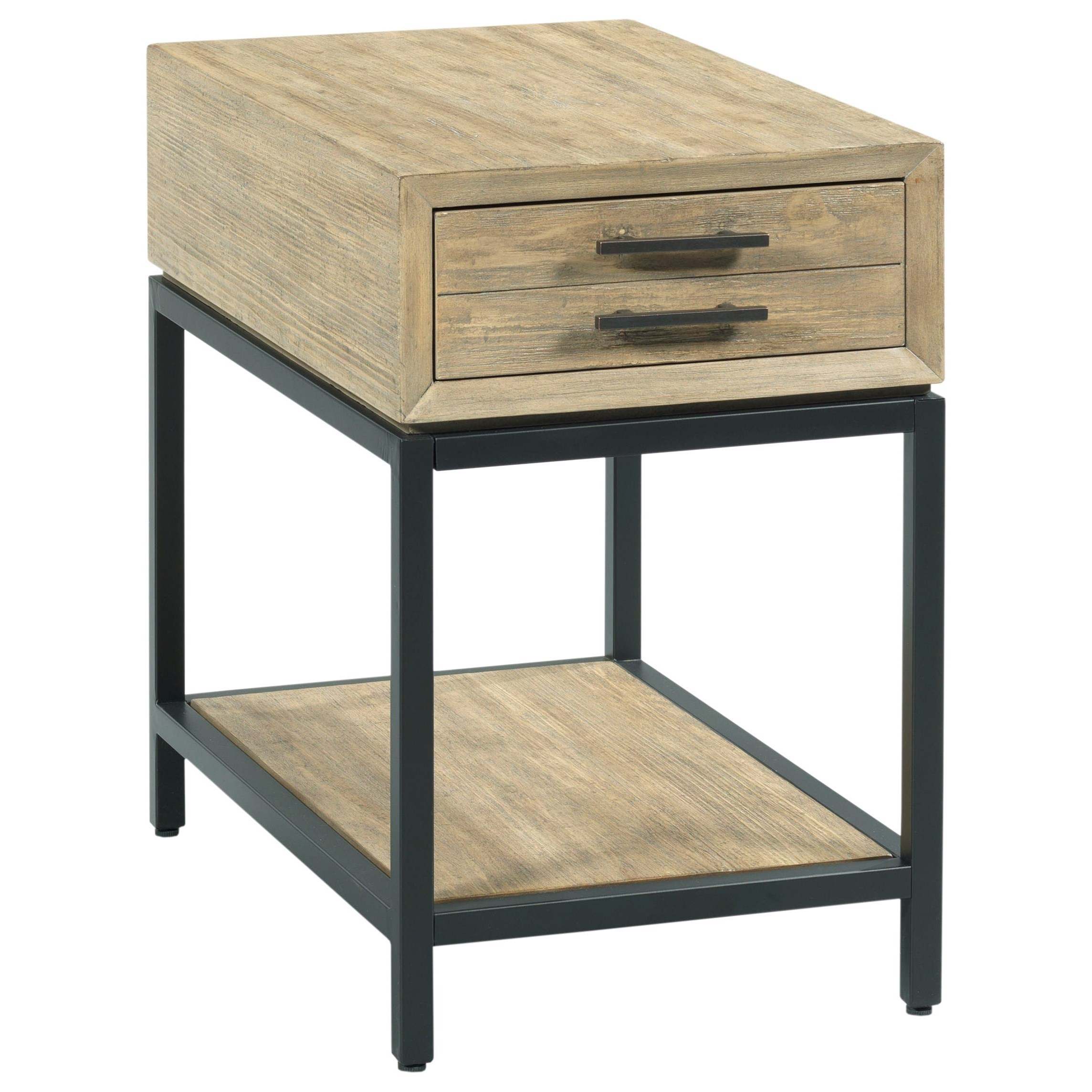 Jefferson Chairside Table by Hammary at Darvin Furniture