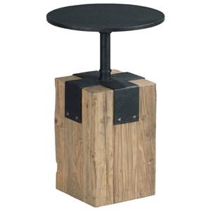 Ironwork Spot Table