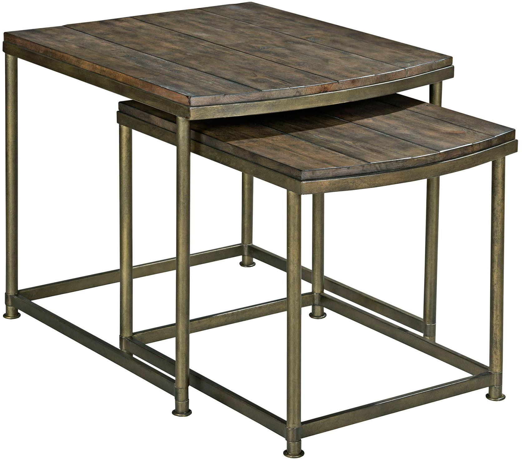 Leone Nesting End Table by Hammary at Stoney Creek Furniture