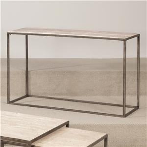 Hammary Modern Basics Sofa Table