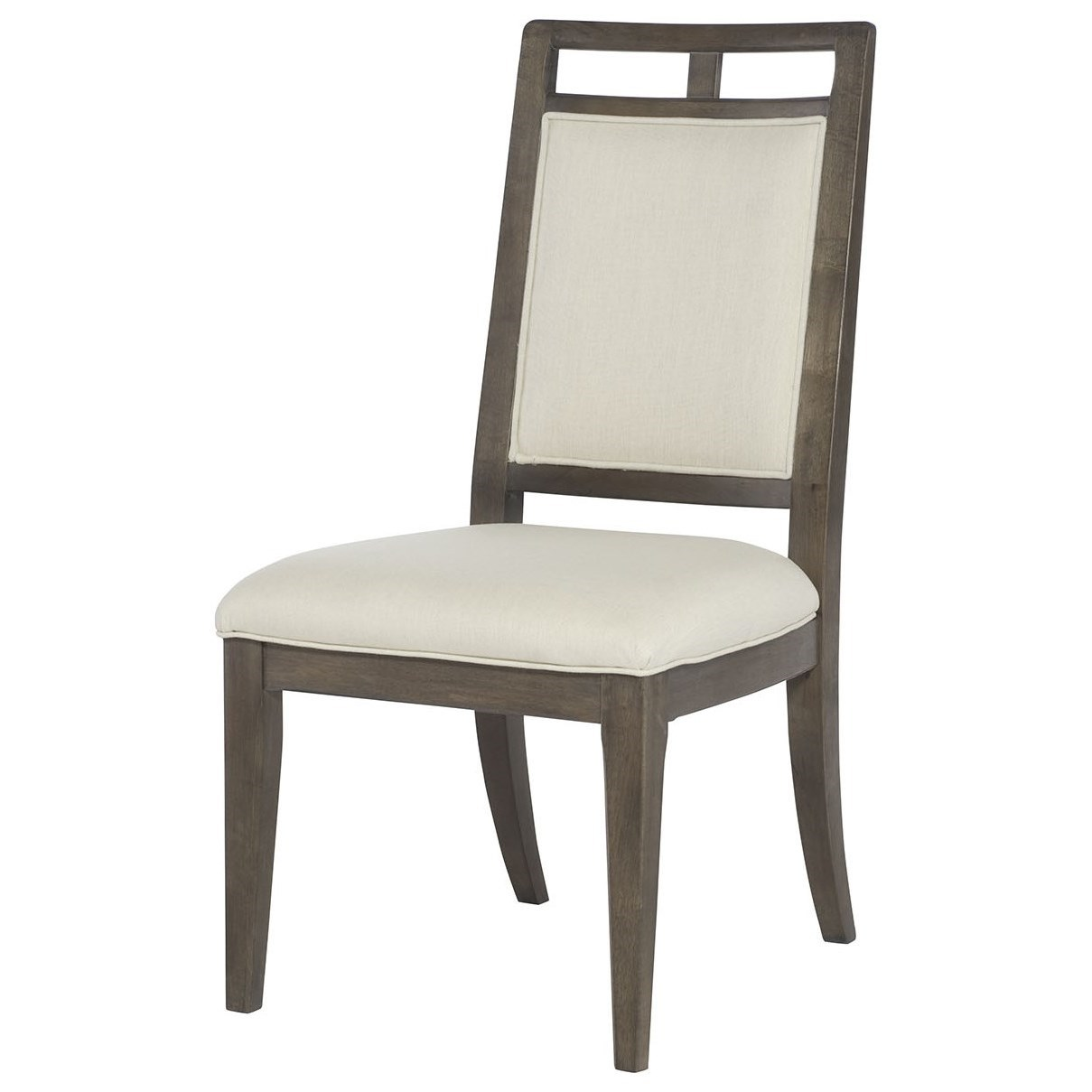 Park Studio Wood Back Side Chair by Hammary at Stoney Creek Furniture
