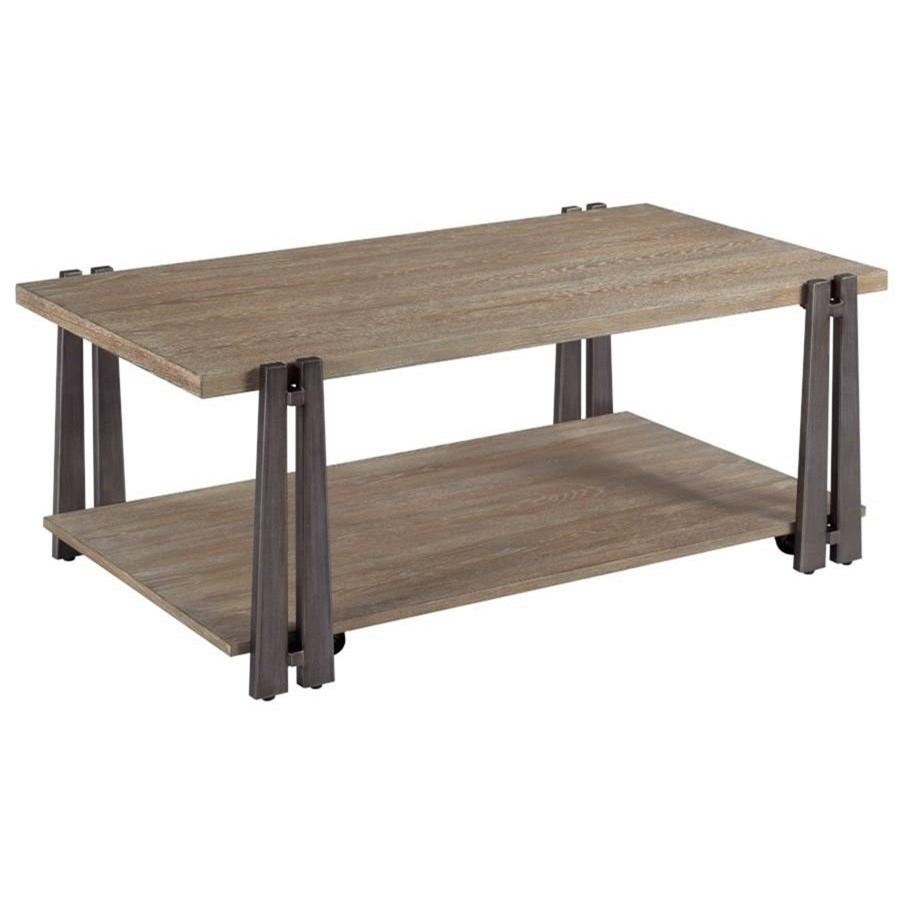 Pasadena Rectangular Coffee Table by Hammary at Darvin Furniture