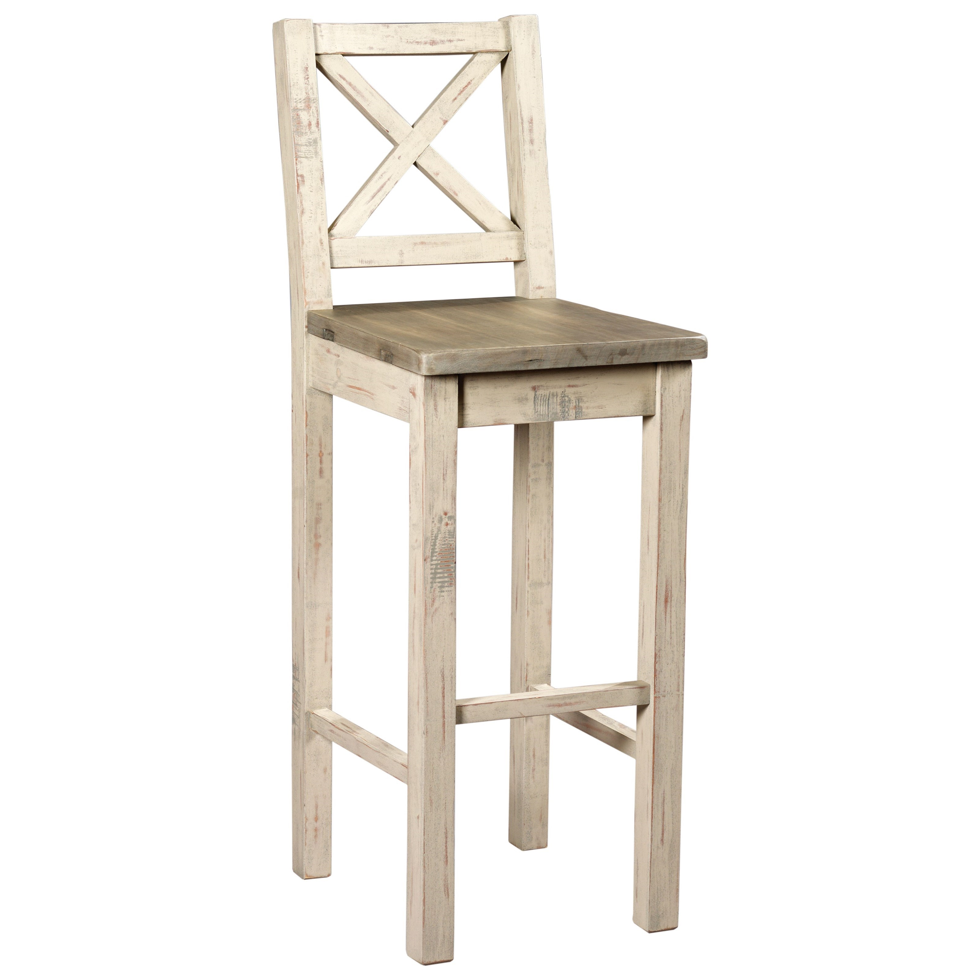 Reclamation Place                                  Barstool by Hammary at Mueller Furniture