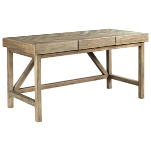 Farmhouse Desk with Drawer