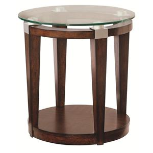 Hammary Solitaire Accent Table