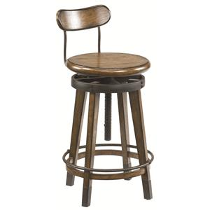 Hammary Studio Home Adjustable Stool