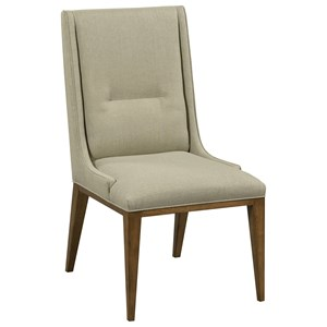 Contemporary Contour Side Chair