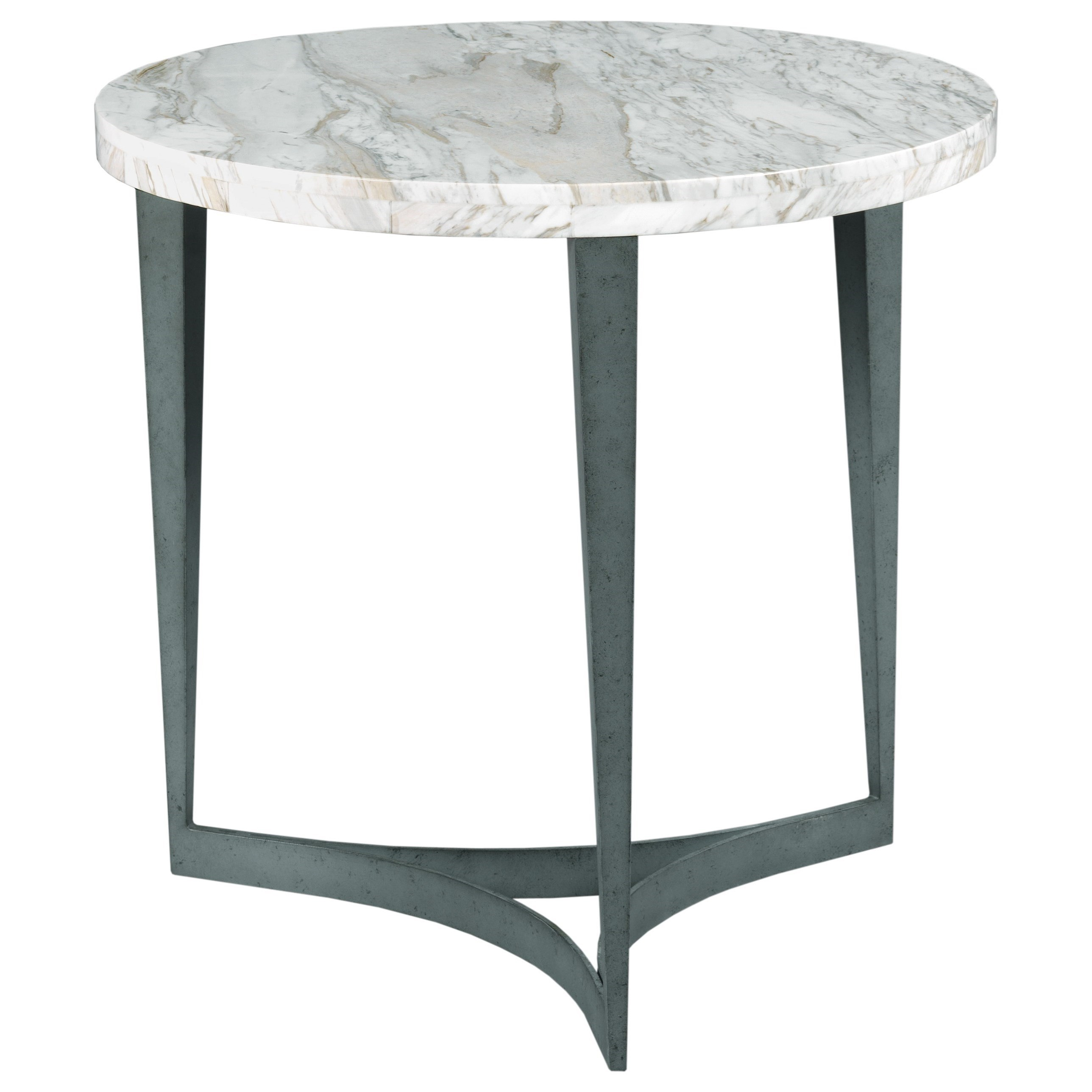 Synergy Delphi Lamp Table by Hammary at Darvin Furniture