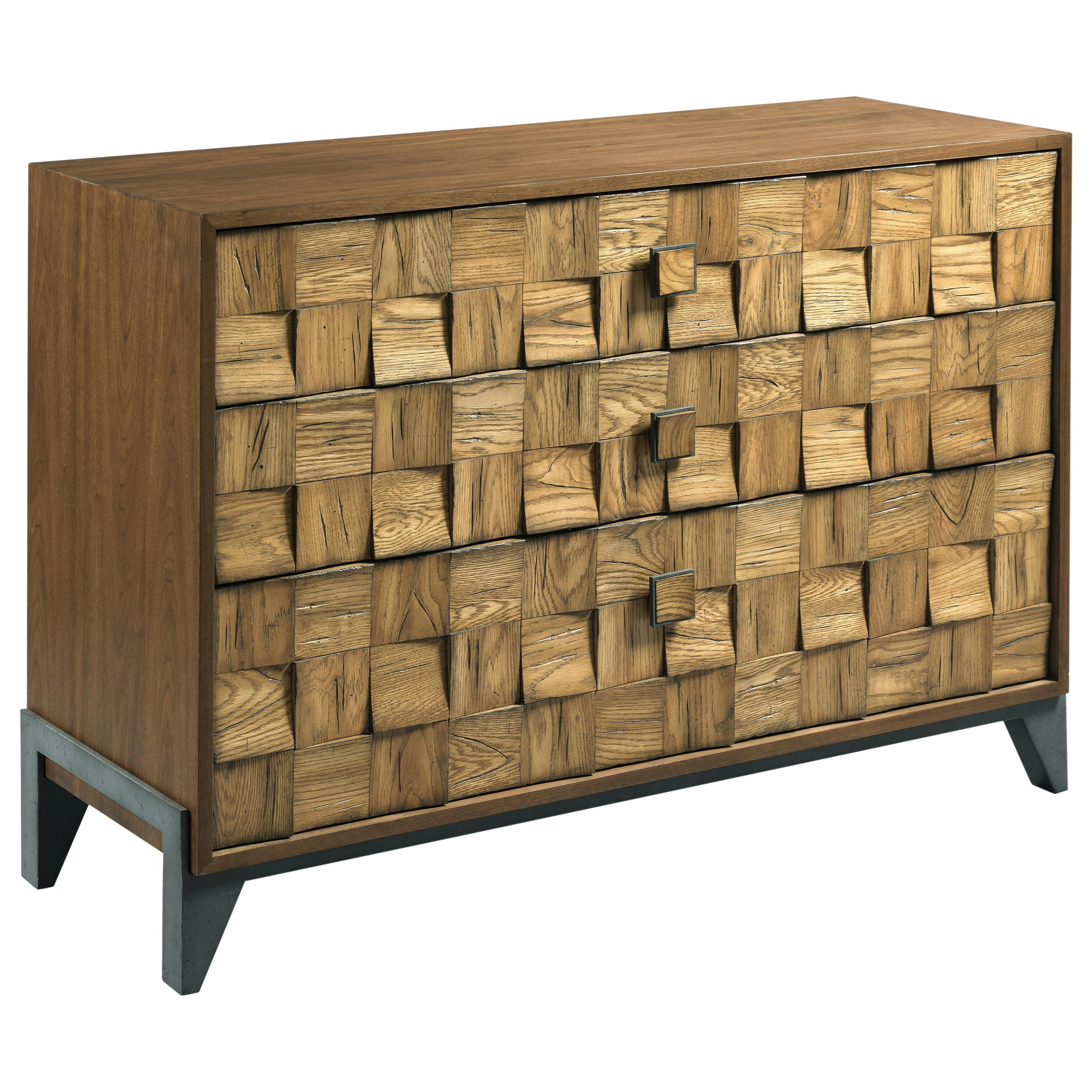 Synergy Pattern Console by Hammary at Red Knot