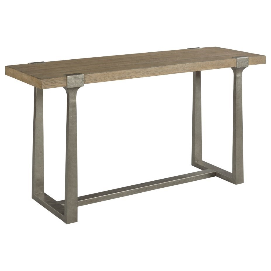 Timber Forge Sofa Table by Hammary at Darvin Furniture