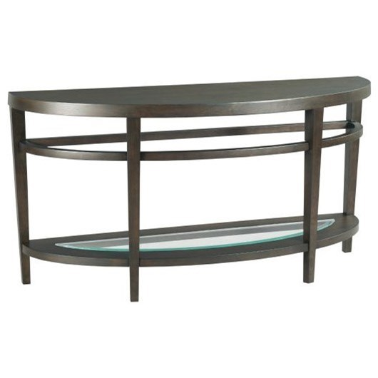 Urbana Sofa Table by Hammary at Johnny Janosik