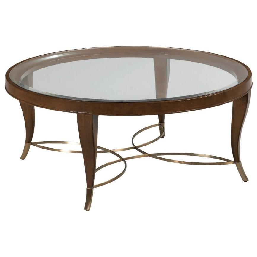 Vantage Coffee Table by Hammary at Jordan's Home Furnishings