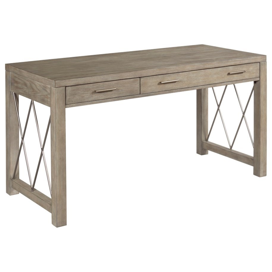 West End Writing Desk by Hammary at Furniture Barn