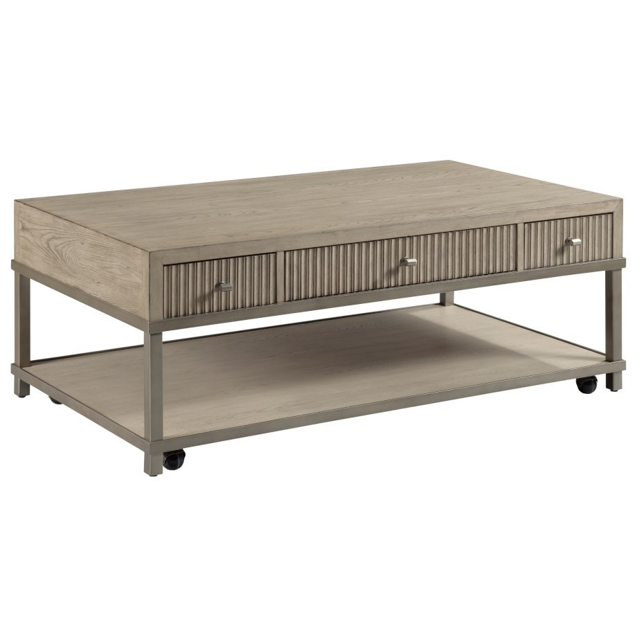 West Fork 924 Coffee Table by Hammary at Johnny Janosik