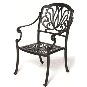 Hanamint Biscayne Dining Arm Chair