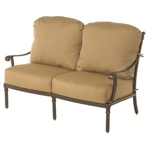 Hanamint Grand Tuscany Outdoor Loveseat