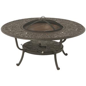Hanamint Tuscany Round Fire Pit