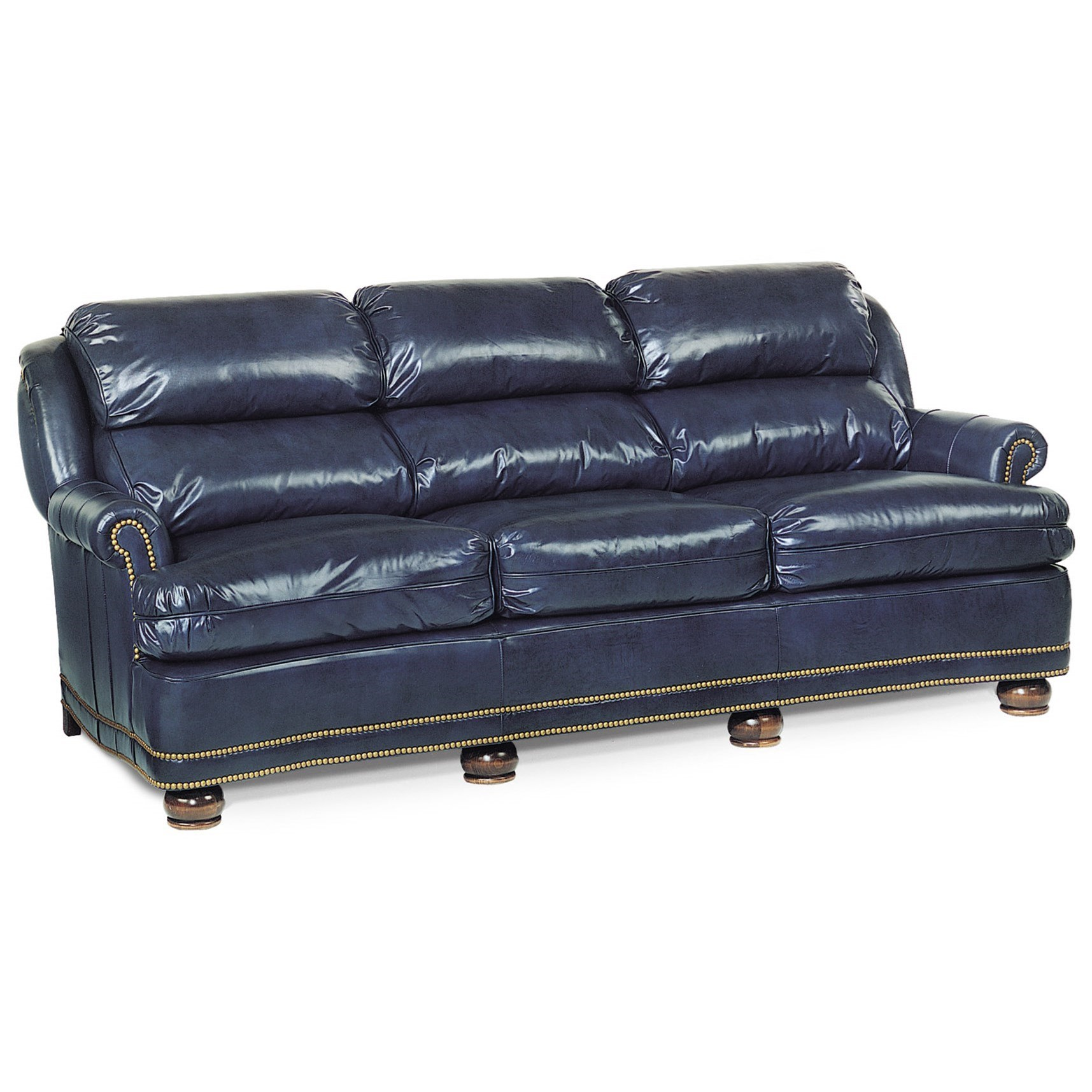 Austin Sofa by Hancock & Moore at Jacksonville Furniture Mart