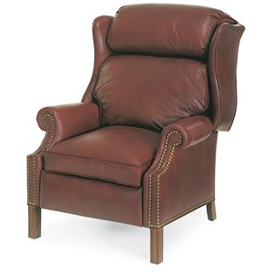Royal Chippendale Large Wing Chair Recliner