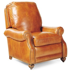 Journey Traditional Push-Back Recliner with Nailheads