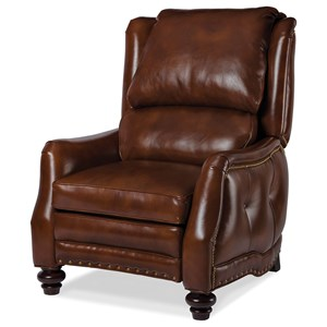 Sundance Tufted Arm Recliner with Nailheads