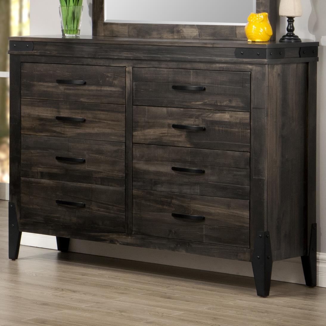 Chattanooga High Dresser by Handstone at Stoney Creek Furniture