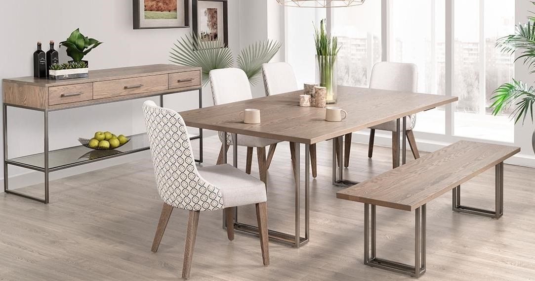 Electra Electra Dining Table by Handstone at Stoney Creek Furniture