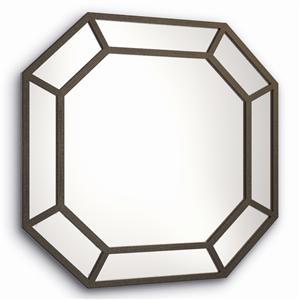 Harden Furniture Artistry Octo Mirror