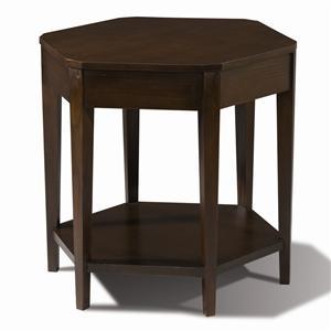 Harden Furniture Artistry Sabina Side Table