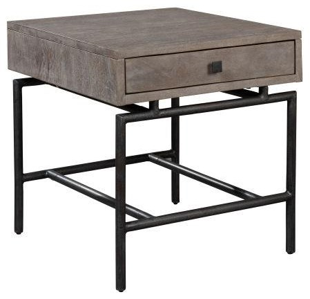2-4503 End Table by Hekman at Sprintz Furniture