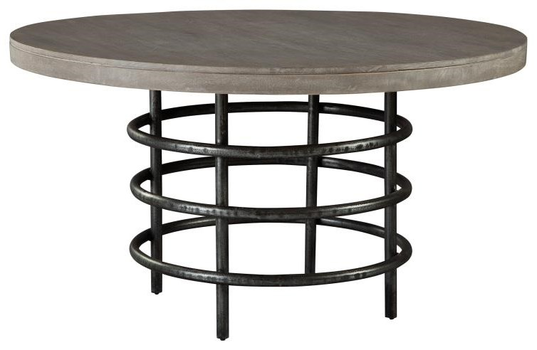 2-4503 Dining Table and 4 Chairs by Hekman at Sprintz Furniture