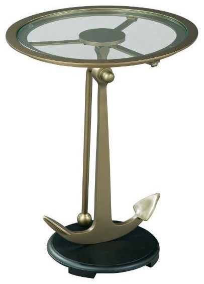 2-7 Anchor Side Table by Hekman at Johnny Janosik