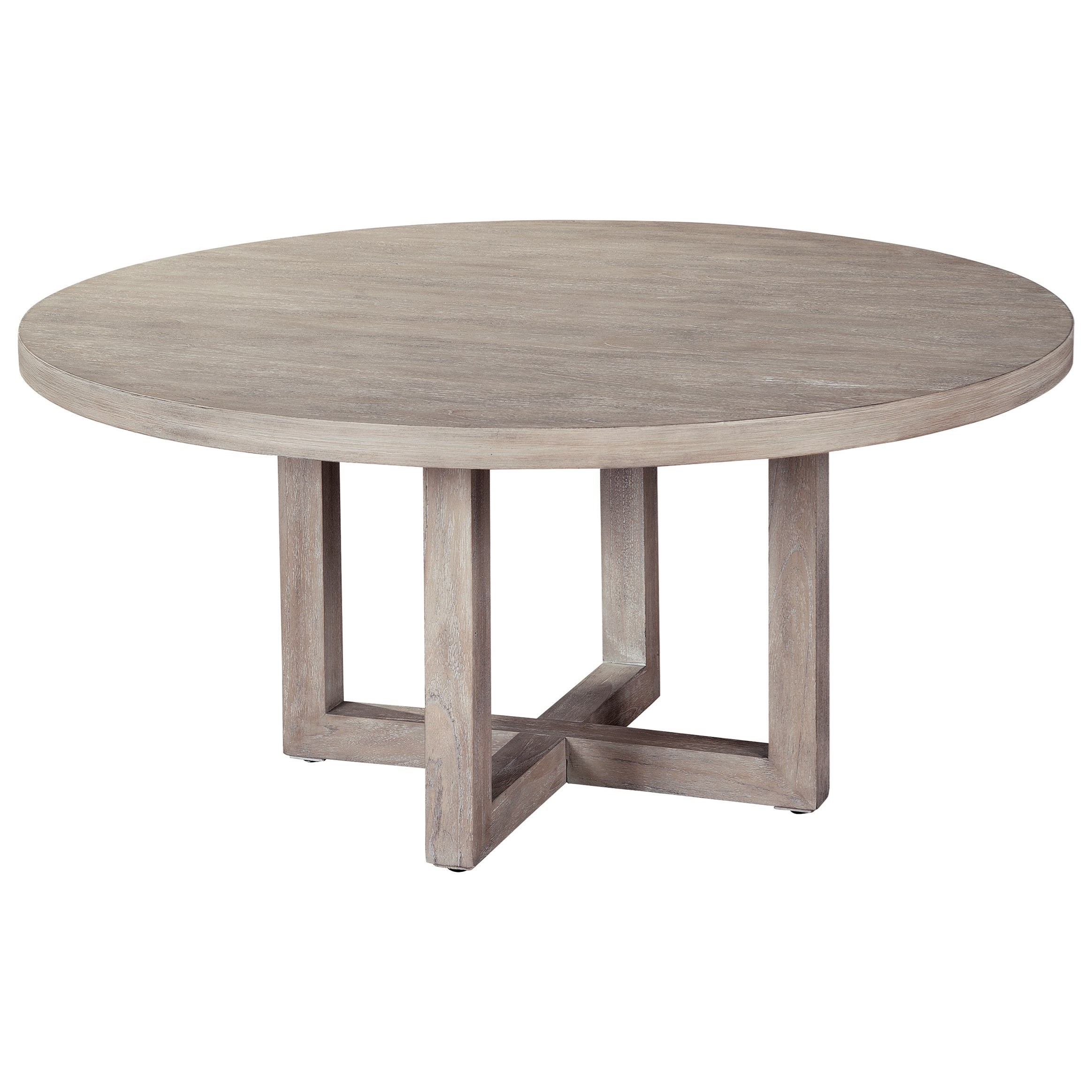 Berkeley Heights Round Coffee Table by Hekman at Sprintz Furniture