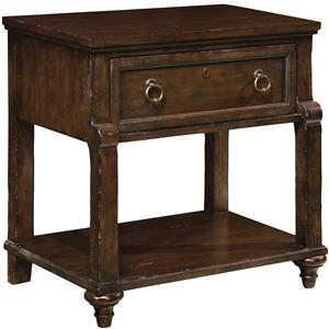 Hekman Charleston Place Night Stand
