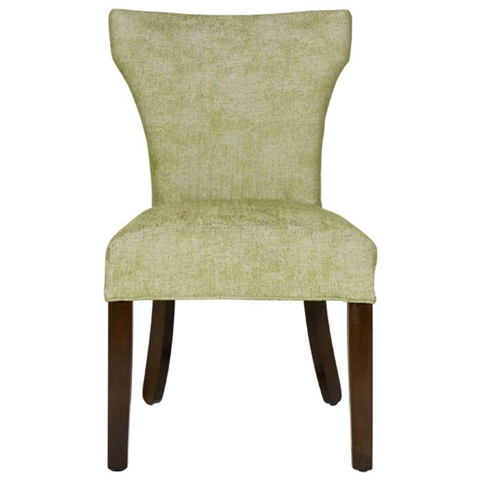 Comfort Zone Dining Brianna Dining Side Chair by Hekman at HomeWorld Furniture