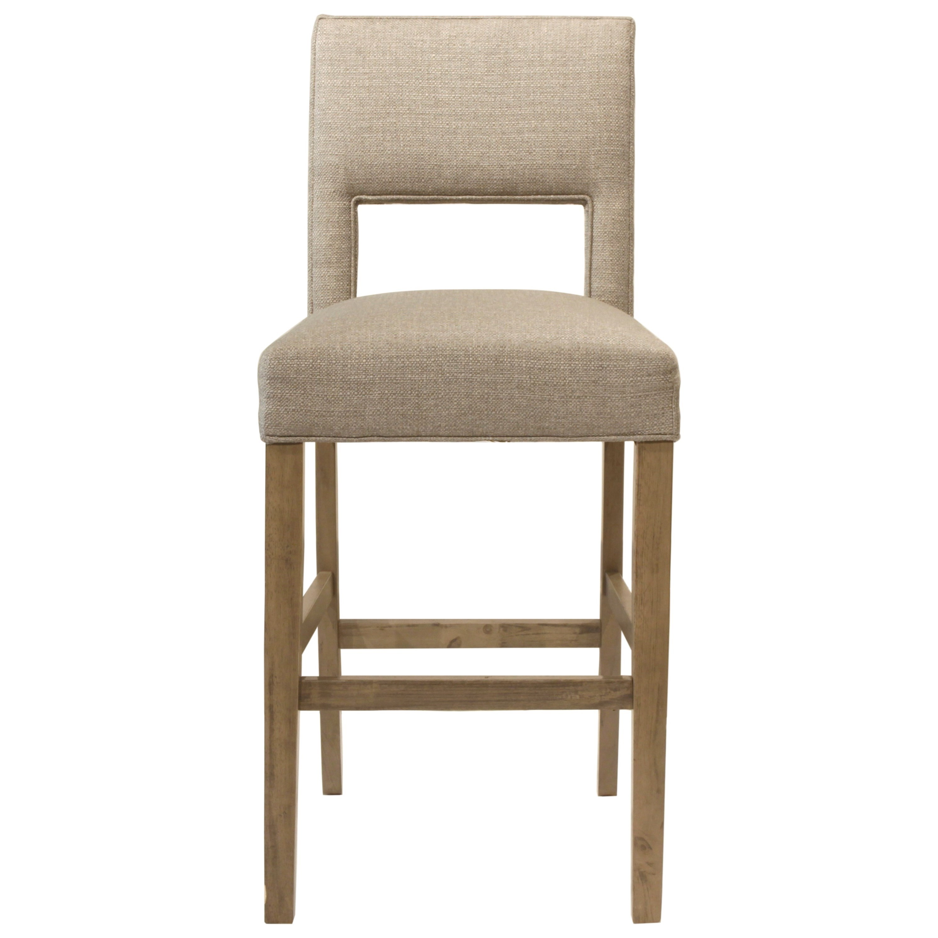 Comfort Zone Dining Maddox Bar Stool by Hekman at Sprintz Furniture