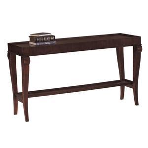 Sofa Table With 1 Shelf