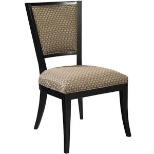 Octavio Side Chair with Tapered Legs