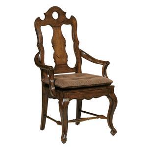 Hekman Rue de Bac Arm Chair