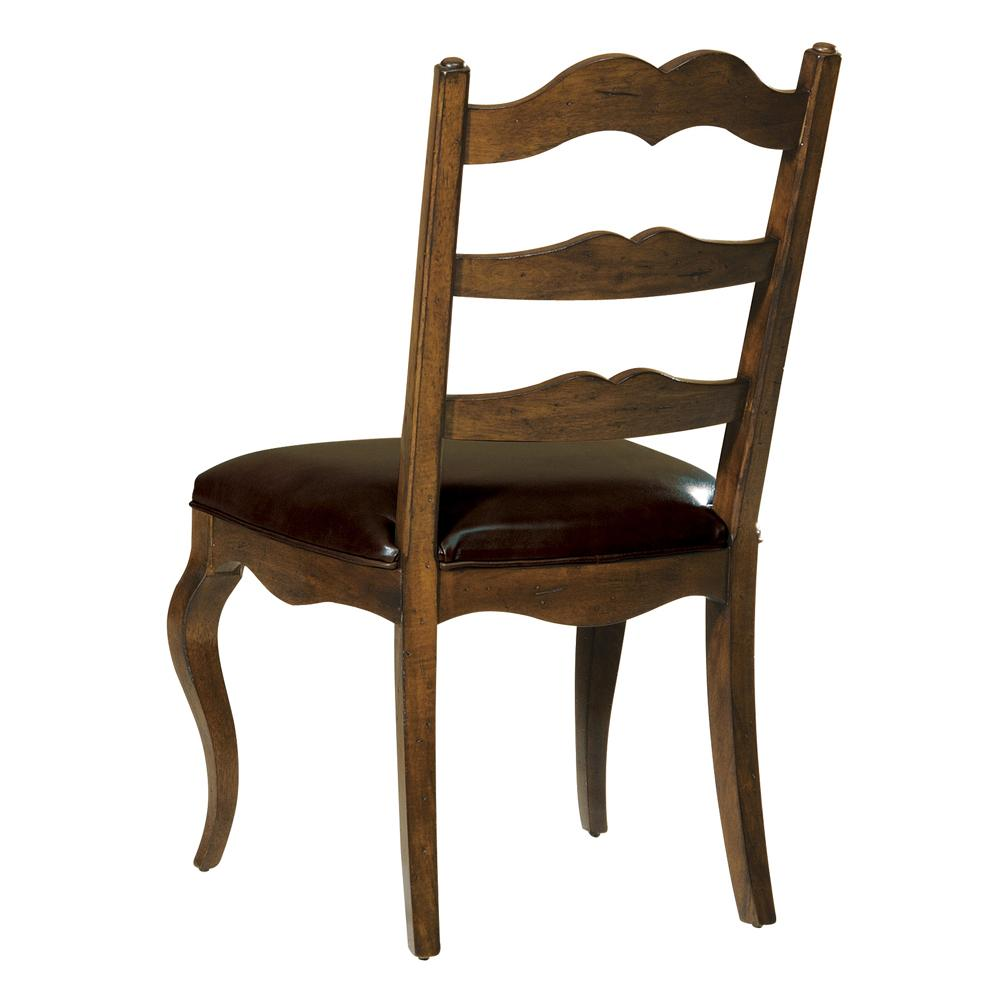Rue de Bac Side Chair by Hekman at Alison Craig Home Furnishings