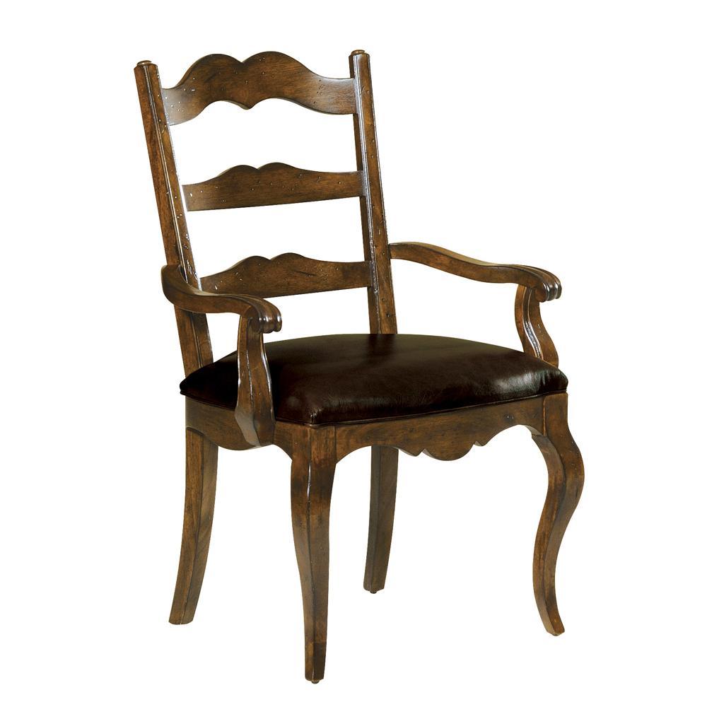 Rue de Bac Arm Chair by Hekman at Sprintz Furniture