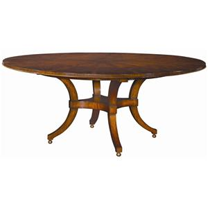 Henredon Acquisitions Round Dining Table