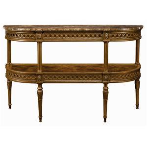 Henredon Arabesque Console Table