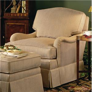 Henredon Henredon Upholstery La Salle Chair
