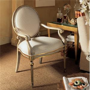 Henredon Henredon Upholstery Olivia Chair