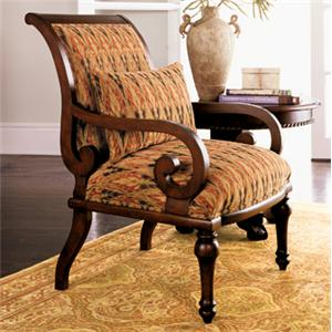 Henredon Henredon Upholstery Samantha Chair