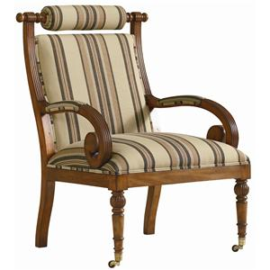 Henredon Henredon Upholstery Stiletto Chair